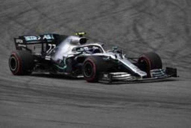Nouveau record du circuit à Montmelo et 3e pole de la saison pour Valtteri Bottas