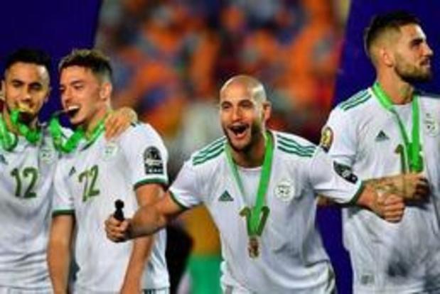 CAN 2019 - Deux anciens joueurs de Pro League dans le onze idéal de la compétition
