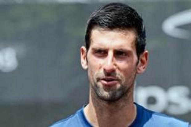 Djokovic fera l'impasse sur les tournois sur gazon avant Wimbledon