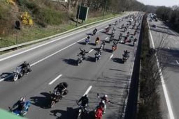 Vias pleit voor nultolerantie voor motorrijders