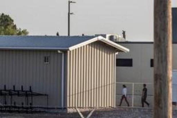 Hof van beroep in VS zegt dat kinderen in migrantenkampen eten en zeep moeten krijgen