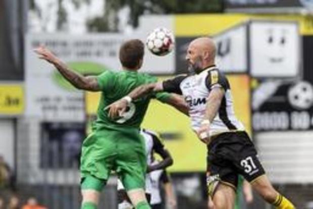 Proximus League - Nul blanc entre Lokeren et Lommel