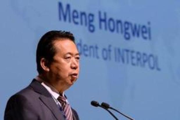 Chine: en procès, l'ex-patron d'Interpol plaide coupable de corruption