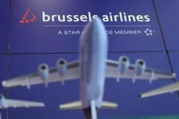 Bénéfice net de 12,8 millions d'euros pour Brussels Airlines l'an dernier