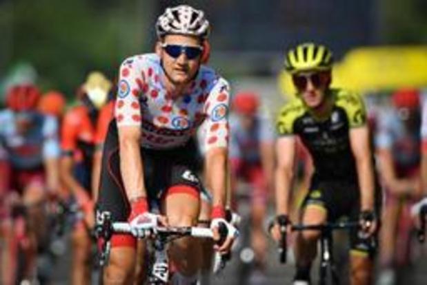 """Tour de France - Tim Wellens beleeft rustige dag: """"Donderdag moet ik er opnieuw staan"""""""