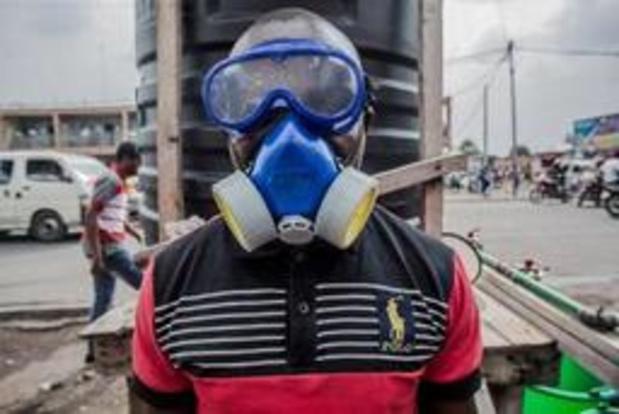 Belgische ambassade in Congo waarschuwt landgenoten opnieuw voor ebola