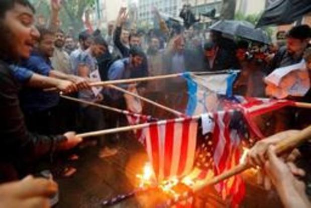 La crise entre Washington et Téhéran absente des discussions des leaders européens