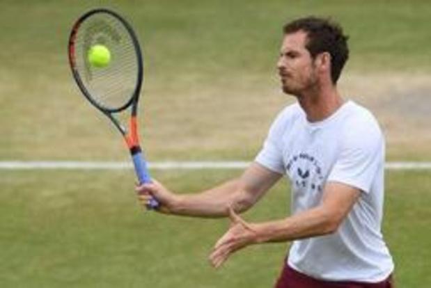 European Open: Andy Murray participera au tournoi d'Anvers