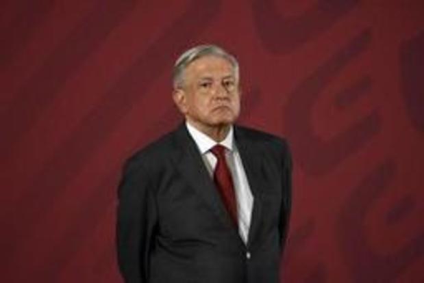 Le président mexicain propose de rencontrer Trump en septembre