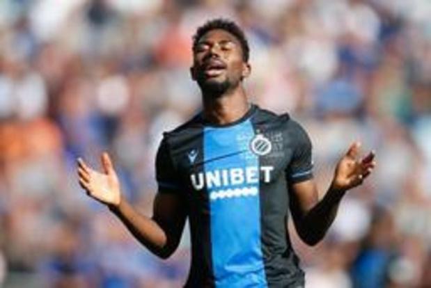 Club Brugge houdt Dennis langer aan boord