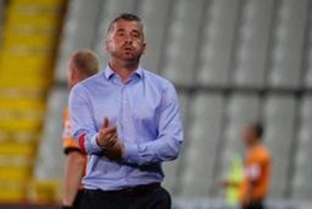 Jupiler Pro League - Waasland-Beveren ontslaat trainer Adnan Custovic