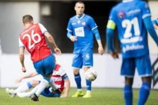 Jupiler Pro League - Bruges s'impose à Gand et reste à 6 points de Genk avant le match au sommet