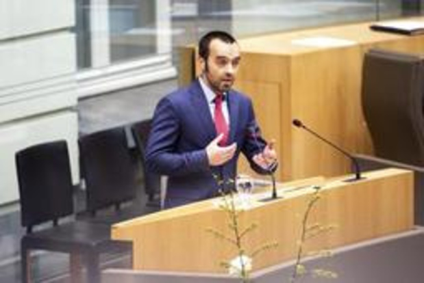 """""""La N-VA a déroulé le tapis rouge pour le Vlaams Belang"""", estime Bruno Tobback"""
