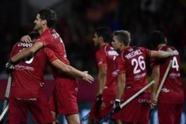 Euro 2019 de hockey - Les Red Lions battent 6-0 le Pays de Galles dans leur dernier match de poules