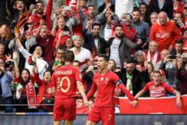 Nations League - Portugal en Nederland strijden zondagavond om eindzege