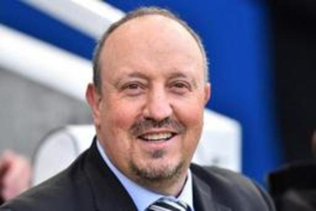 Rafael Benitez is nieuwe coach van Yannick Carrasco