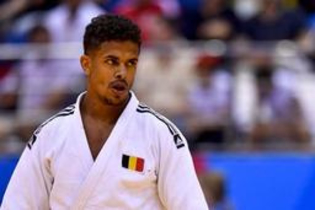 Mondiaux de judo: Matthias Casse (-81 kg) rejoint les demi-finales, Sami Chouchi éliminé en 1/8e de finale