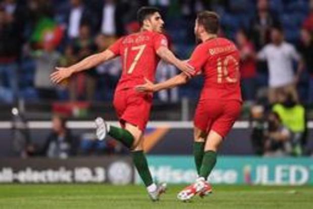 Ligue des Nations - Le Portugal domine les Pays-Bas et s'offre la 1ère édition de la Ligue des Nations