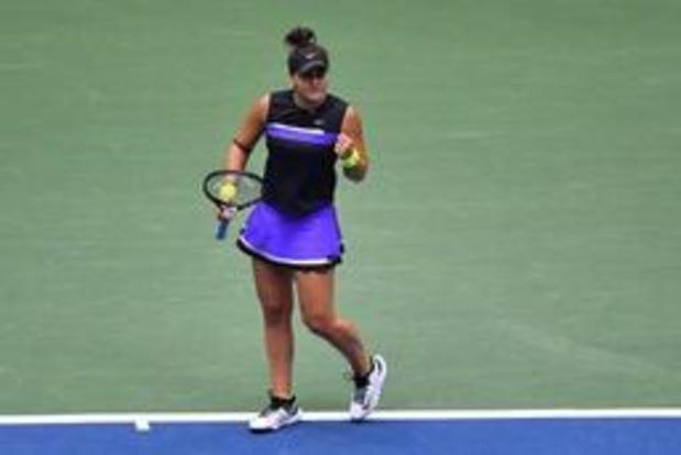 """US Open - Winst zorgt bij Bianca Andreescu voor """"ongelooflijk gevoel"""", Serena Williams baalt"""