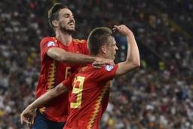Euro espoirs 2019 - L'Espagne prend sa revanche sur l'Allemagne et s'offre un cinquième sacre à l'Euro espoirs