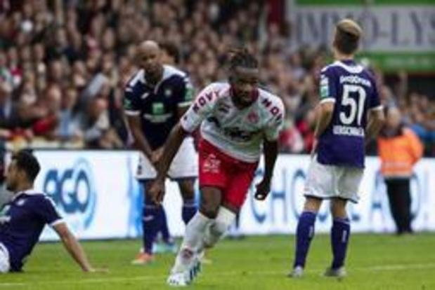 Jupiler Pro League - Mboyo et Lepoint prolongent à Courtrai jusqu'en 2021