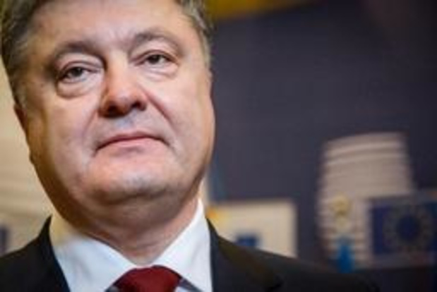 Ex-president Porosjenko gaat als partijleider parlementsverkiezingen in Oekraïne in