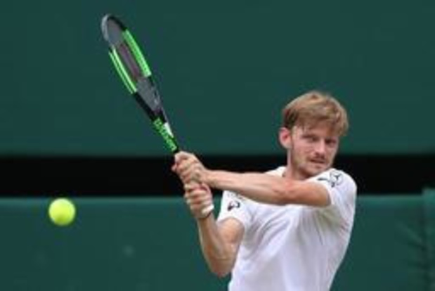 ATP Cincinnati - David Goffin, de retour dans le top 15 mondial, peut revenir 12e s'il gagne la finale