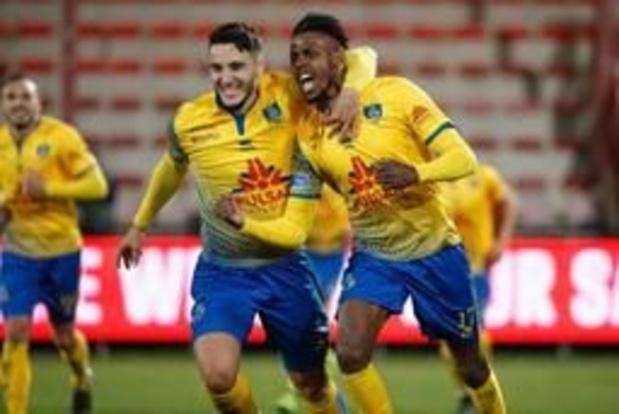 Jupiler Pro League - L'Union poursuit son sans faute, Saint-Trond prend le large