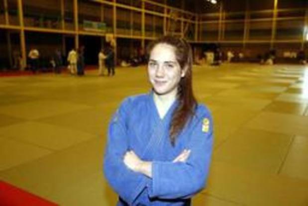 La judoka Amber Ryheul cinquantième athlète belge à Minsk