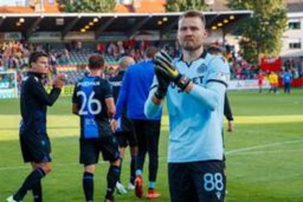 Club Brugge wil poort naar play-offronde openbeuken