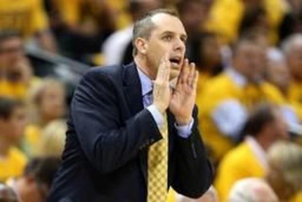Frank Vogel is nieuwe coach van LA Lakers