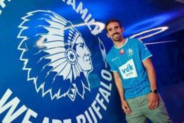 Jupiler Pro League - Sven Kums, prêté par Anderlecht, revient à La Gantoise