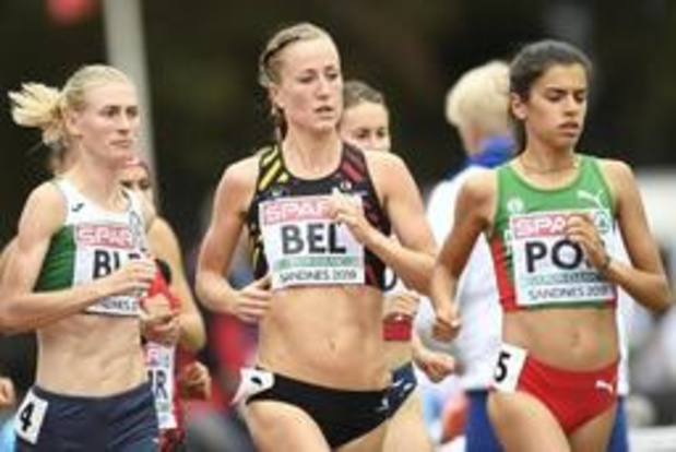 EK atletiek voor landenteams - De Grande, nog altijd niet van leukemie verlost, wordt achtste op 3.000m