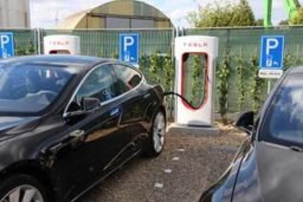 Trois fois plus de voitures électriques vendues en Belgique au 2e trimestre
