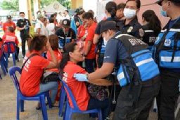 Negentigste verjaardag Imelda Marcos bevalt 240 genodigden slecht
