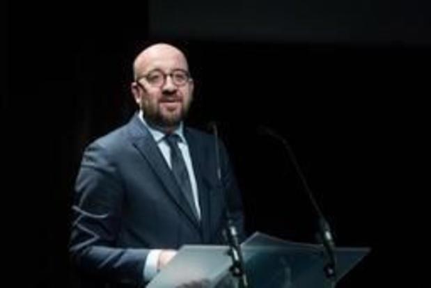 Premier Michel biedt metiskinderen excuses aan