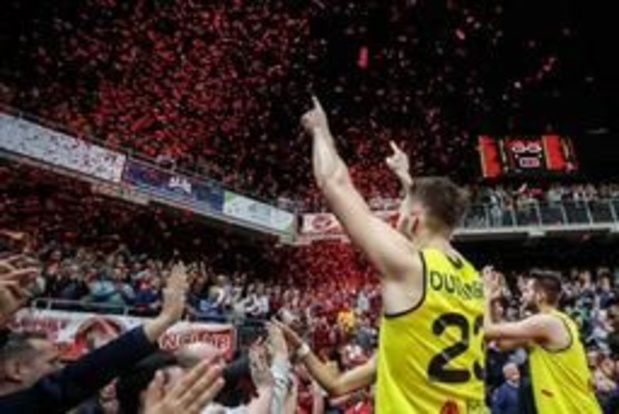 Antwerpen is gaststad voor Final Four