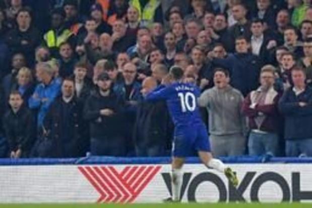 Les Belges à l'étranger - Un Hazard des grands soirs offre les 3 points à Chelsea