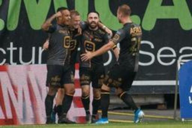 Jupiler Pro League - KV Mechelen wint bij terugkeer in Zulte Waregem, Moeskroen opent met zege bij STVV