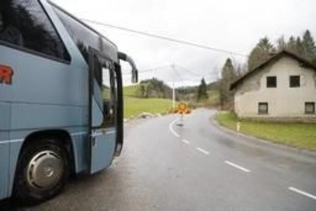 Sloveense man kaapt stadsbus en sterft bij arrestatie