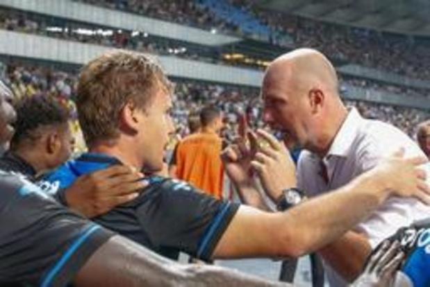 Champions League - Club Brugge staat tegen LASK op 180 minuten van lucratieve groepsfase