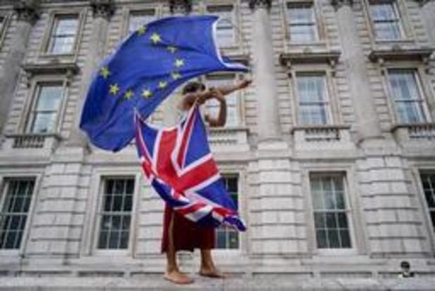 Les rebondissements politiques à Londres n'influent pas sur la position des 27