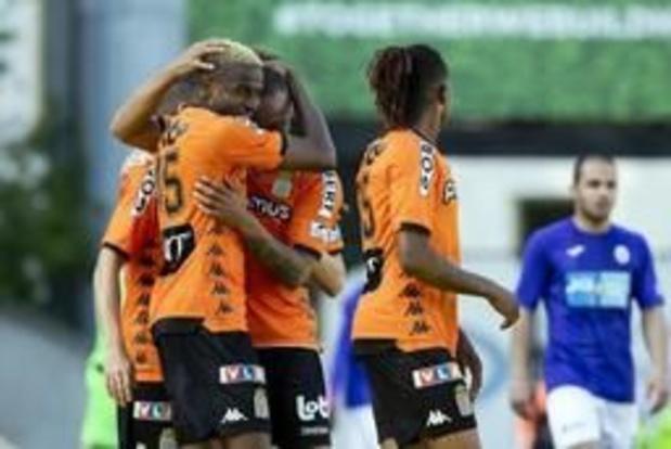 Jupiler Pro League - Charleroi s'impose 0-3 au Beerschot Wilrijk et met la pression sur Saint-Trond
