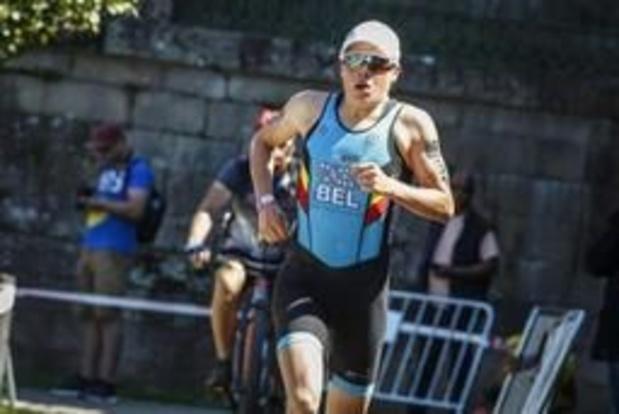 Ironman 70.3 Luxemburg: derde plaatsen voor Alexandra Tondeur en Stenn Goetstouwers in Remich