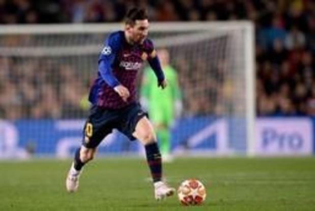 UEFA legt speeldata voor halve finales vast