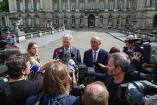 Reynders en Vande Lanotte werken een socio-economische ronde af
