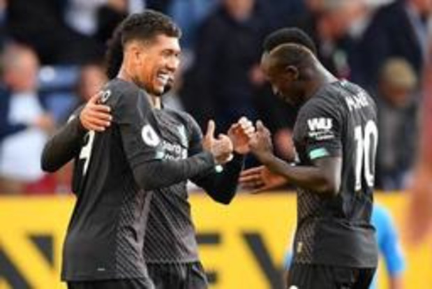 Les Belges à l'étranger - Liverpool poursuit son sans-faute