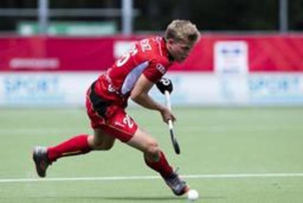 Les Red Lions partagent avec l'Allemagne et sont dépassés par l'Australie au classement