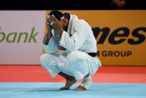 WK judo - Iraniër Saeid Mollaei verloor met opzet van Matthias Casse