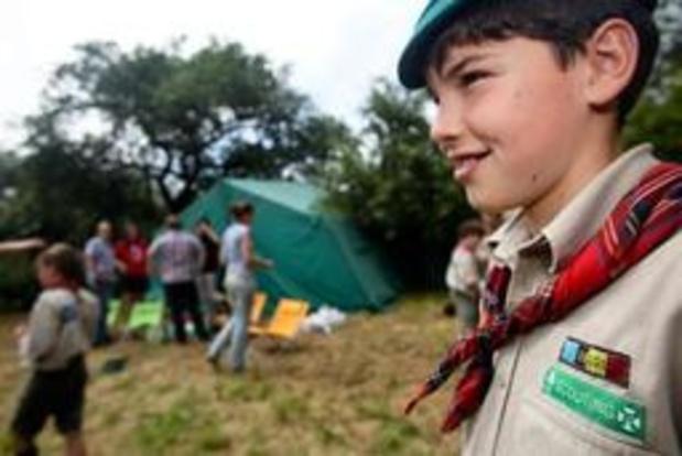 245.000 jongeren gaan deze zomer op kamp met Vlaamse jeugdbeweging